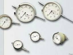Индикаторы часового типа ИЧ02, ИЧ10, ИЧ25, ИЧ50