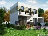 Индивидуальный проект дома от 20 грн/м2 - фото 1