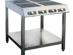 Индукционная плита промышленная