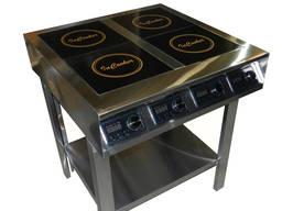 Индукционные промышленные плиты InCooker - photo 1