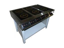Индукционные промышленные плиты InCooker - photo 4