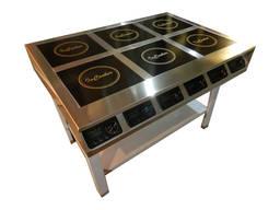 Индукционные промышленные плиты InCooker - photo 5