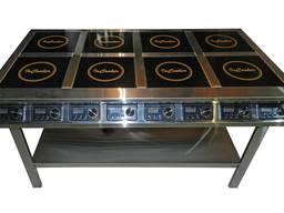 Индукционные промышленные плиты InCooker - photo 6
