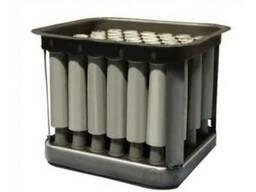 Инерционный аппарат воздухоочистителя К-700А 700А. 19. 04. 030
