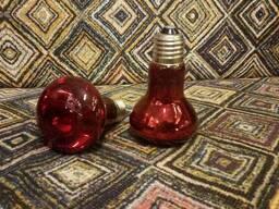 Инфракрасная лампа обогрева для рептилий, амфмбий и других животных.
