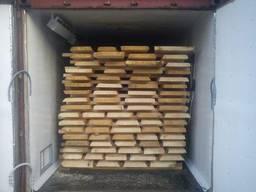 Инфракрасный сушильный блок для сушки древесины.