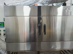 Инфракрасный сушильный шкаф Фермер для сушки яблочных чипсов
