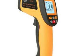 Бесконтактный инфракрасный термометр (пирометр) -50-750°C, 12:1, EMS=0, 1-1 Benetech GM700