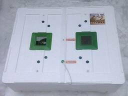Инкубатор Рябушка-130 ламповый, электронно-механический терм