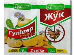 Инсектицид «АТО Жук» Гуливер Стимул (3 10 мл), оригинал