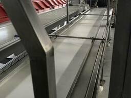 Инспекционний стол( конвейер) для малины