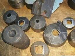 Инструмент для производства крепежа и метизов , Пуансоны