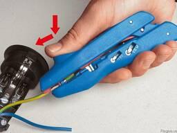 Инструмент для снятия изоляции и обжима наконечников Дуо 300