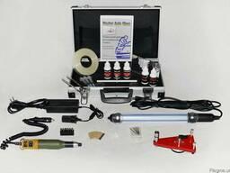 Инструмент оборудование для ремонта сколов трещин на стекле