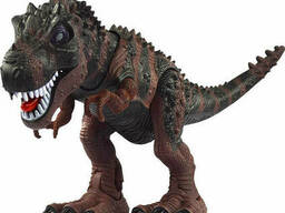 Интерактивная игрушка Динозавр (Коричневый) (6623B)