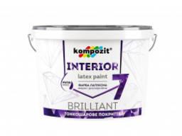 Интерьерная краска для стен Interior 7
