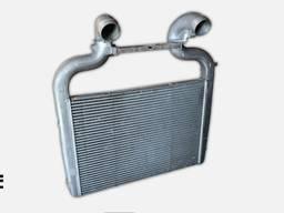 Інтеркулер DAF XF106, радіатор повітряного охолодження даф