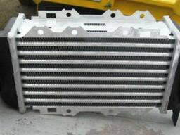 Интеркулер Opel Vectra B радиатор интеркулера Опель Вектра В