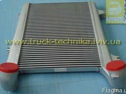 Интеркулер воздушный радиатор DAF