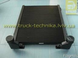 Интеркуллер воздушный радиатор Renault Rvi Kerax Major