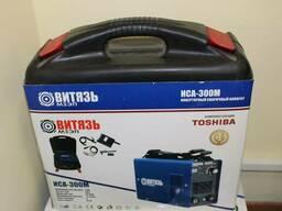 Инверторный сварочный аппарат ИСА-300М Toshiba (кейс)