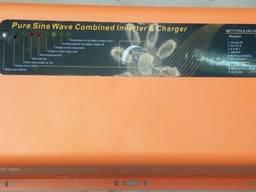 Инверторы напряжения (ИБП) «SOLAR» PSW7-5KW-48V