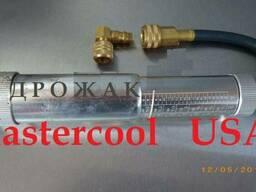 Инжектор для добавления масла и флуоресцента