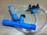 """Инжектор Вентури 3/4"""" комплект для внесения удобрений. .. . - фото 1"""