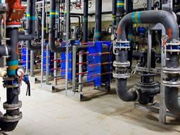 Инженерные системы и оборудование