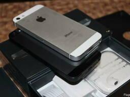 IPhone 5 16Gb [new в плёнке] оригинал neverlock 5шт айфон - фото 6
