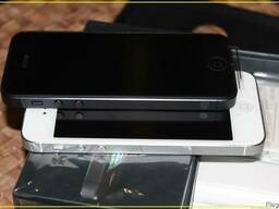 IPhone 5 16Gb [new в плёнке] оригинал neverlock 5шт айфон - фото 7