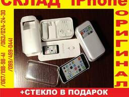 IPhone 5c 8Gb New в плёнке оригинал Neverlock все цвета