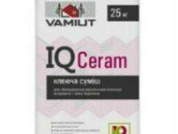 IQ Ceram Клеящая смесь для облицовки керамической плиткой