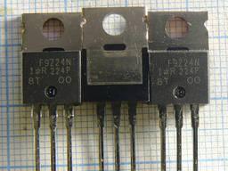 транзисторыIrf9z24 irf9z34 irfbc30 irfl9014 irfp064 irfp140 irfp150 irfp240 irfp250 irfp260 irfp450