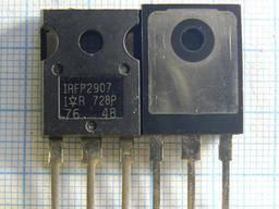 транзисторыIrfp2907 irfp9140 irfp9240 irfpc50 irfpf50 irfr120 irfr5305 irfr5505 irfr9120 irfu420