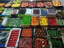 Ищем поставщика фруктов и овощей в Одессе