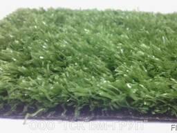 Искусственная трава 15мм. декоративная