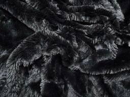 Искусственный мех-травка 20 мм Черный