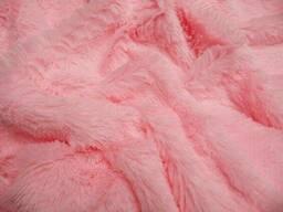 Искусственный мех-травка 20 мм Розовый