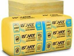 Isover Скатная кровля 100 мм Минеральная вата (7,14 м2)