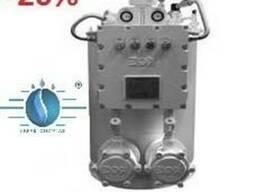 Испаритель электрический 600 кг/час -KGE модель KEV-600-SR