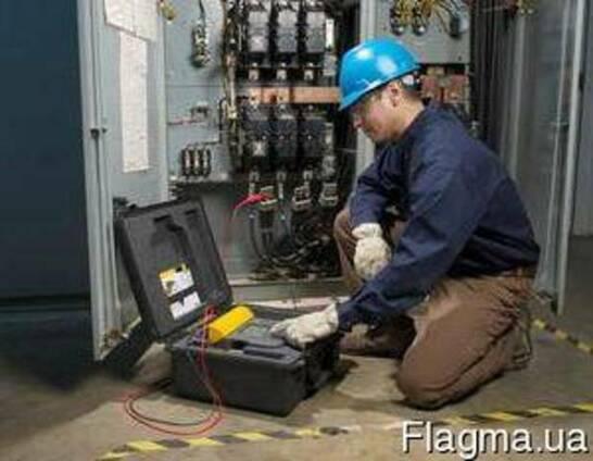Испытания и измерения электрооборудования