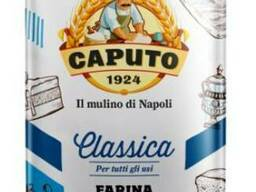 Итальянская мука из мягких сортов пшеницы Classica 5 кг