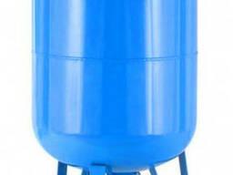 Итальянский, вертикальный гидроаккумулятор 50 л, Aquasystem