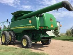 Из США Комбайн зерновой Джон Дир John Deere 9660 STS м/ч 1700
