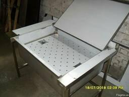 Изделие нержавеющее оборудование для ветеринарных клиник - фото 2