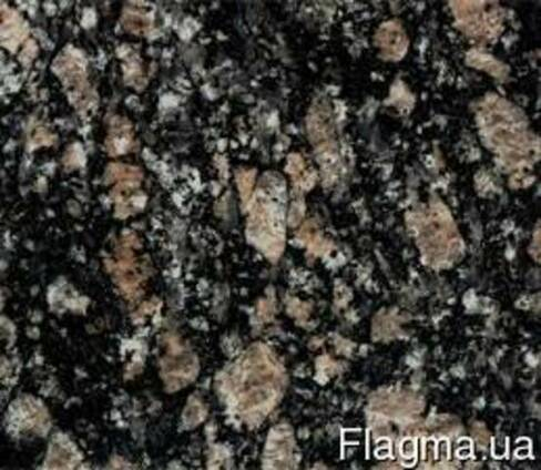 Изделия из гранита GG1 Leopard Корнынского месторождения.