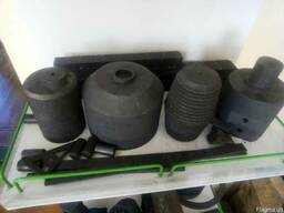 Изделия из графита и огнеупоры