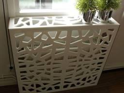Изготавливаем декоративные панели из металла