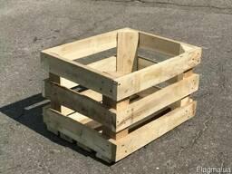 Изготавливаем деревянную тару
